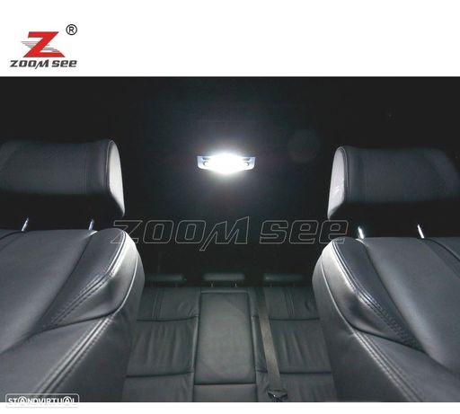 KIT COMPLETO DE 15 LÂMPADAS LED INTERIOR PARA BMW E90 SEDÁN 320D 320D XDRIVE 320XD 325D 325I 325XI