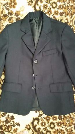 Пиджак школьный на рост 116-128
