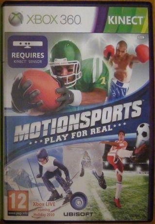 Sprzedam oryginalne gry na konsolę XBOX360 z obsługą Kinect