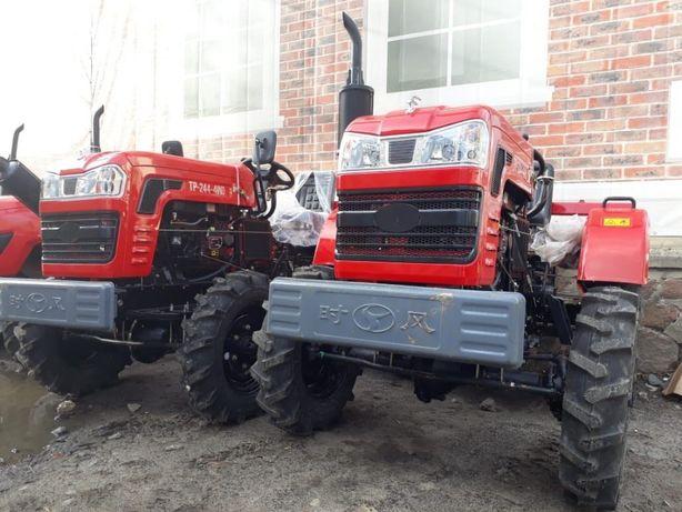 Трактор Шифенг SF-244 В+МАСЛА+безкоштовна ДОСТАВКА+гарантія 2р+ЗІП