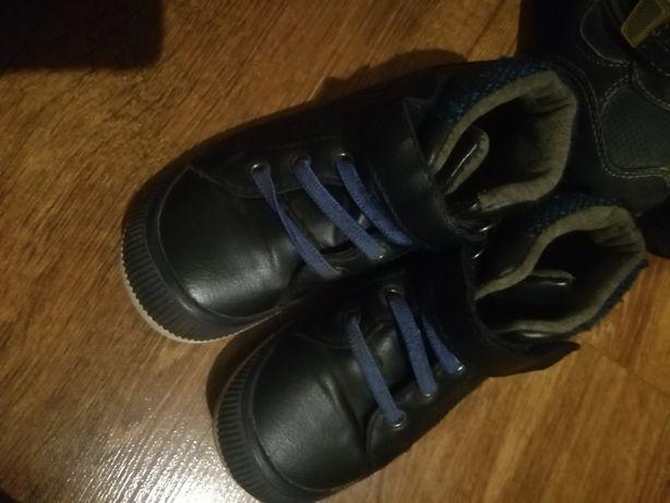Фирменные ботинки Impidimpi