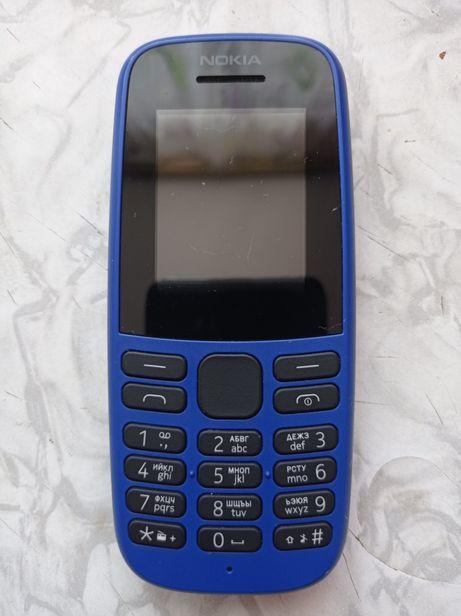 Телефон Nokia 105 с фонариком