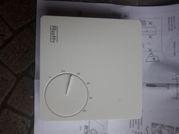 Termostat Basicline H 230v