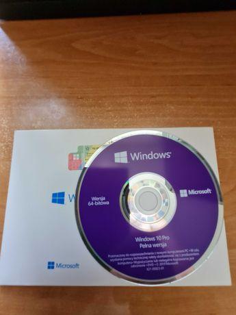 Windows 10 Pro 64 bit OEM DVD PL