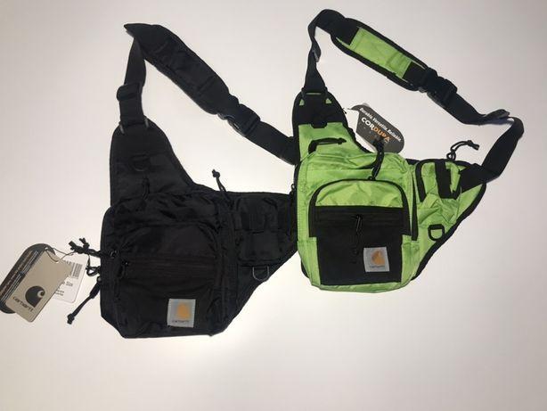 Сумка Carhartt/ мессенджер/ сумка на пояс/ сумка через плече/ бананка