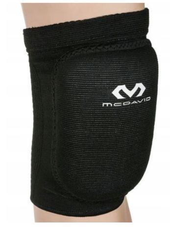 Nowe MCDAVID Ochraniacze siatkarskie na kolana S