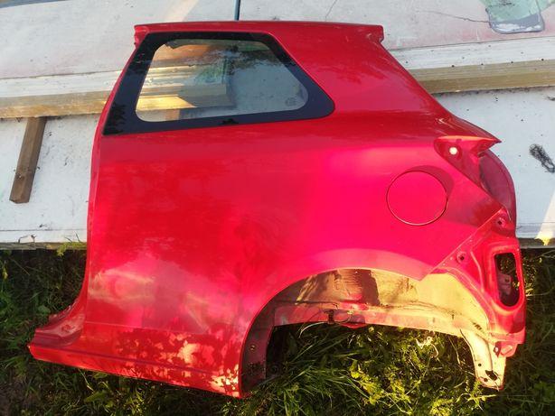 Błotnik tył Toyota Yaris 3 2013 r. 3P0