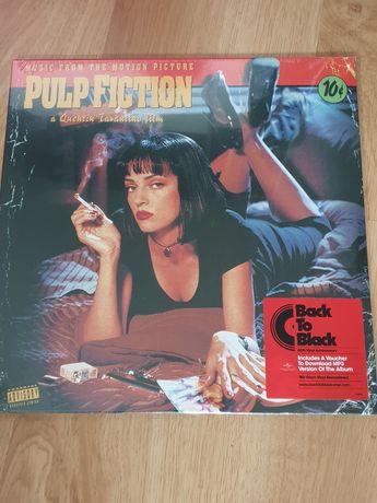 Pulp Fiction Soundtrack LP vinyl winyl nowy 180G