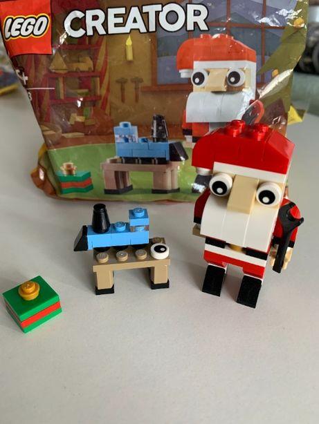 Lego Creator zestaw świąteczny