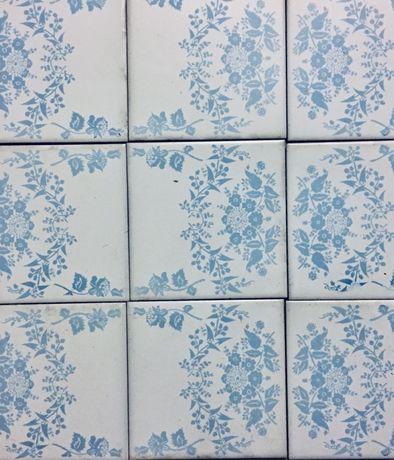Плитка керамическая глянцевая белая