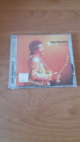 Jimi Hendrix Isle of Wight CD bdb-