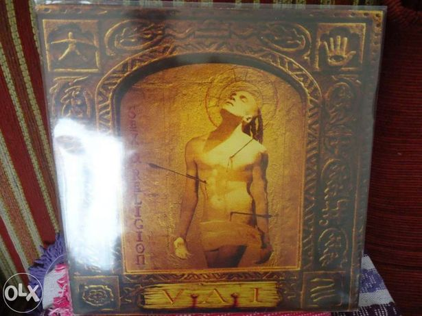 Cd de Steve Vai - Sex & Religion