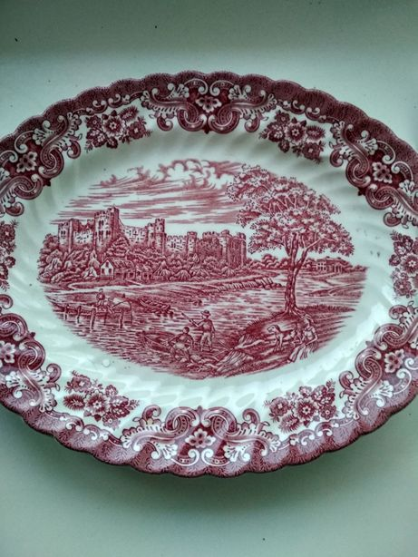 Блюдо и тарелки BRITISH ANCHOR ,Англия