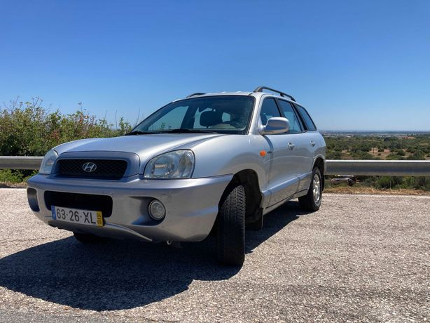 Hyundai Santa Fe 2.0 2004