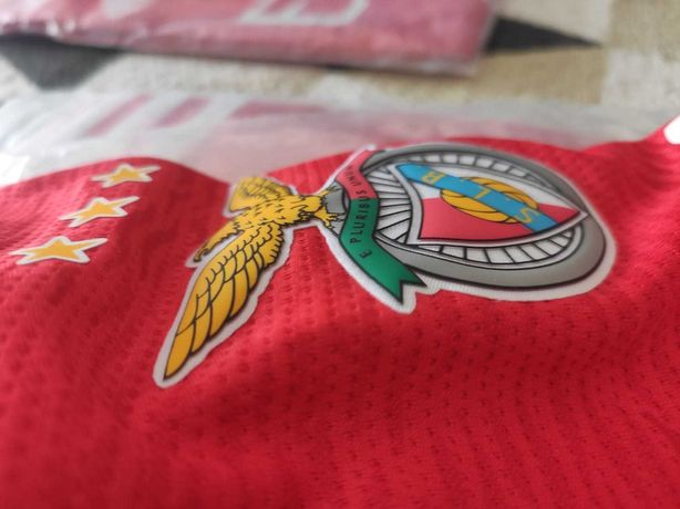 Camisola SLB Benfica 21/22 nova