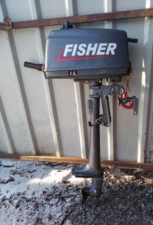 Лодочний мотор FISHER T2.5BMS