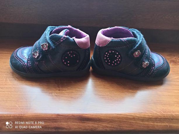 Осінні черевички bama для дівчинки