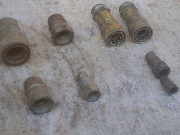 componentes/acessorios/unioes hidraulicas para tratores /maquinas