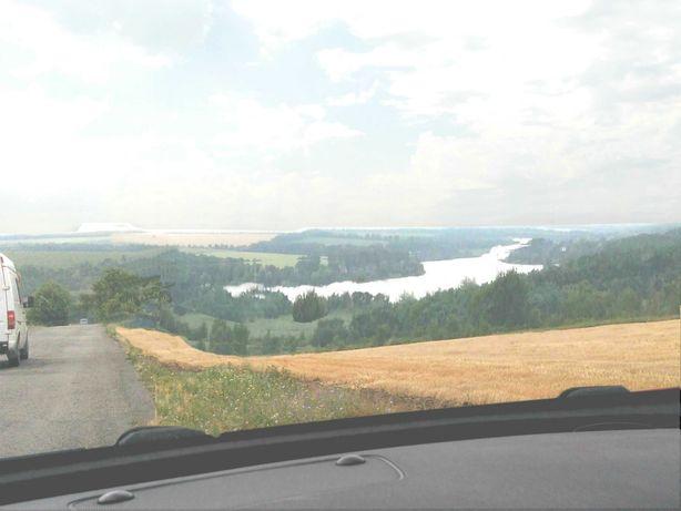 Участок 1 га на берегу родникового озера