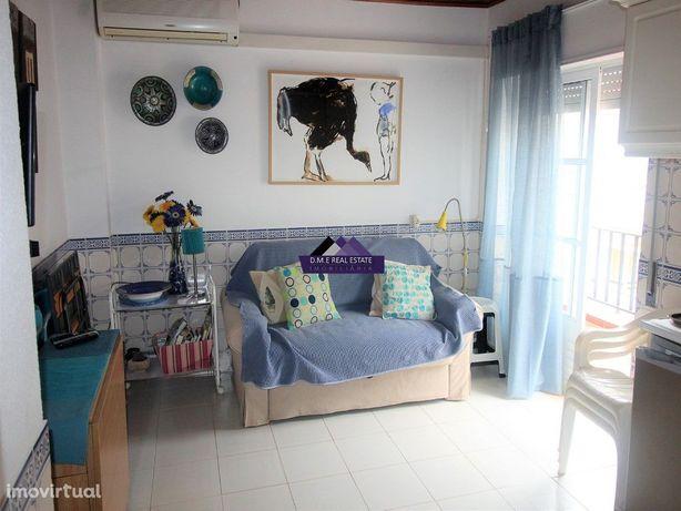 Apartamento T1 a 50m da Praia de Monte Gordo
