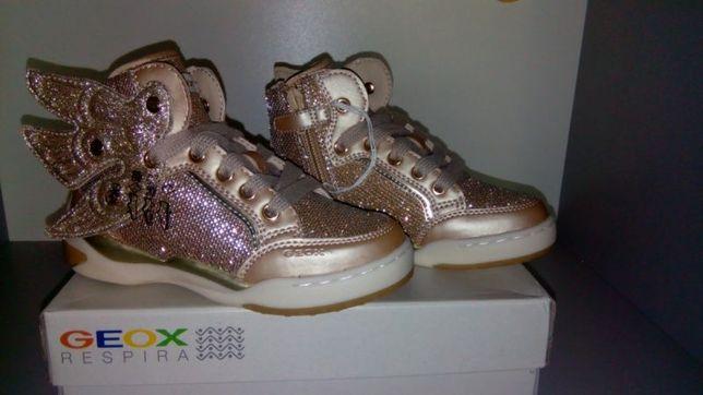 Стильные Geox р.28 кроссовки, кеды, ботинки