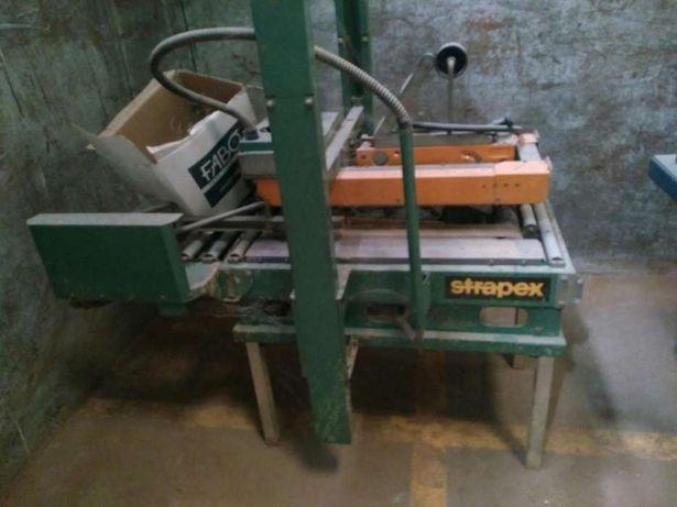 Embalagem máquina de fechar caixas