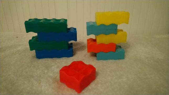 Кубики конструктор Mega bloks Польща