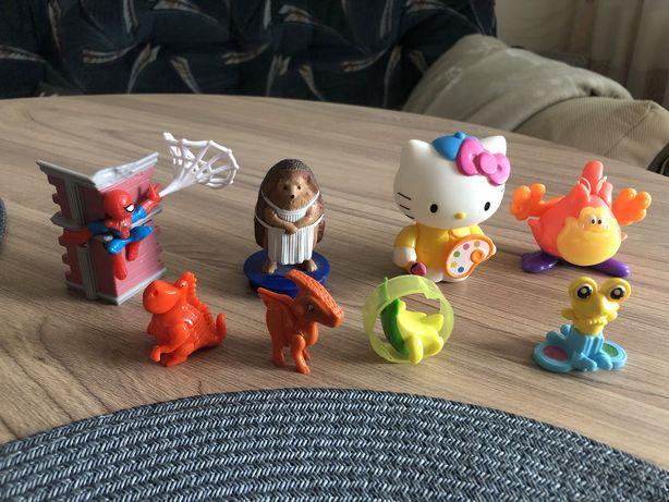 Игрушки Kinder/ McDonalds / Hello Kitty / Планета Кино