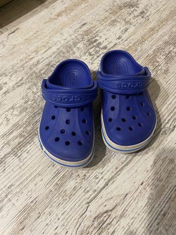 Продам Crocs clogs C9