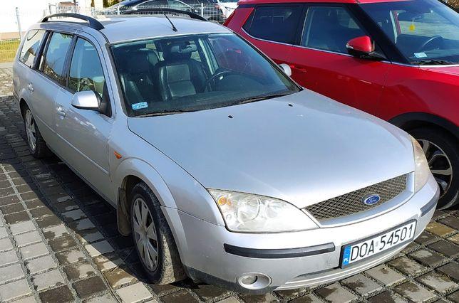 Ford Mondeo MK3 Kombi Ghia W całości na części