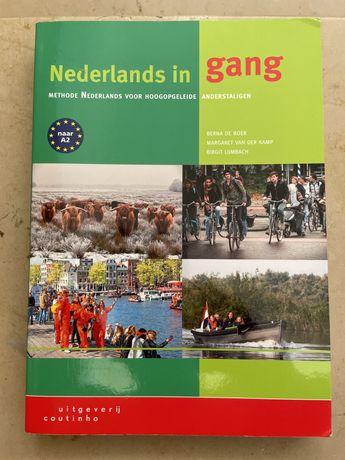 """Gramática Holandesa """"Nederlands in gang"""""""
