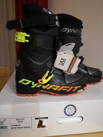 Dynafit TLT Speedfit 25.5 cm buty skiturowe black/fluo Orange