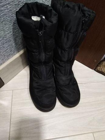 Ботинки Сапоги дутики уги