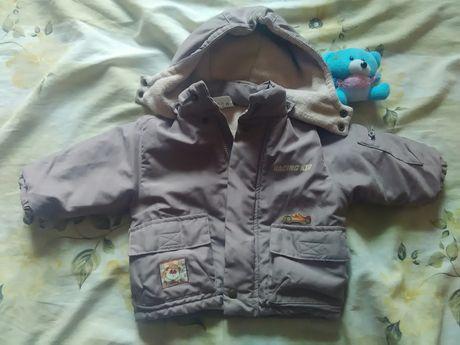 Куртка демисезонная от 6 месяцев до 1 года