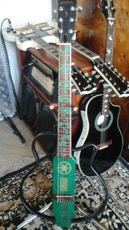 Gitara Palmer.+Futerał. a' la.Yamaha SLG .silent .Traveler.