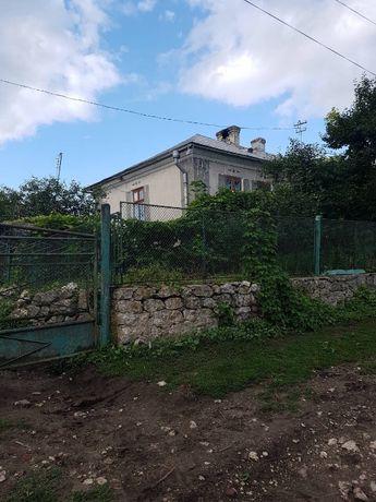 Продам будинок з городом 10 сотиків.м Скалат загальна площа 17 сотиків