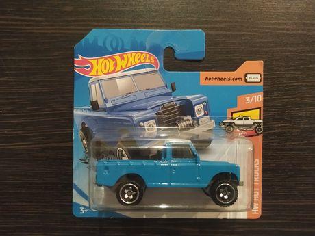 HotWheels Land Rover Series III Pickup