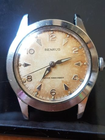 Stary zegarek Benrus
