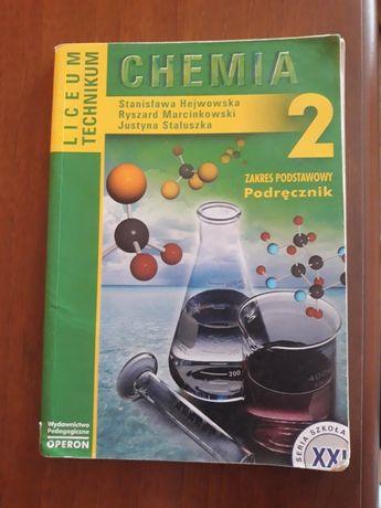 Chemia 2 - Stanisława Hejwowska
