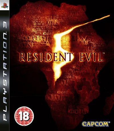 Resident Evil 5 PS3 Playstation 3