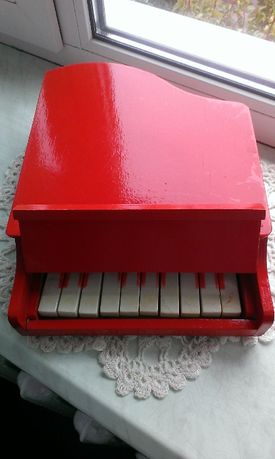 Пианино детское времён СССР