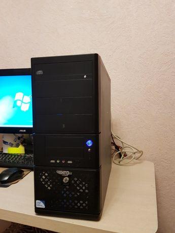 Intel i5-3470 3.6ghz/8gb память/500gb диск/400W-Мощный компьютер 4ядра
