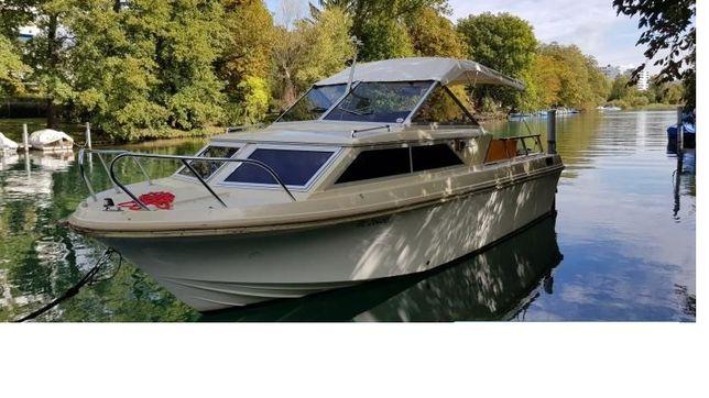 Jacht Łódź Motorowa Kabinowa WINDY 22 HC