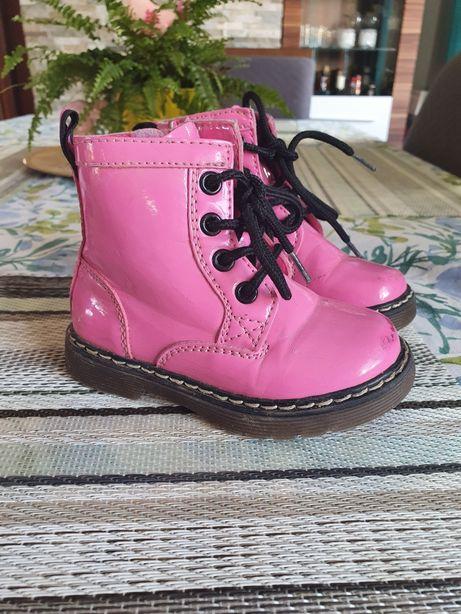 Buciki buty glany roz23