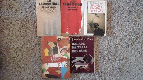 Vendo Livros de José Cardoso Pires