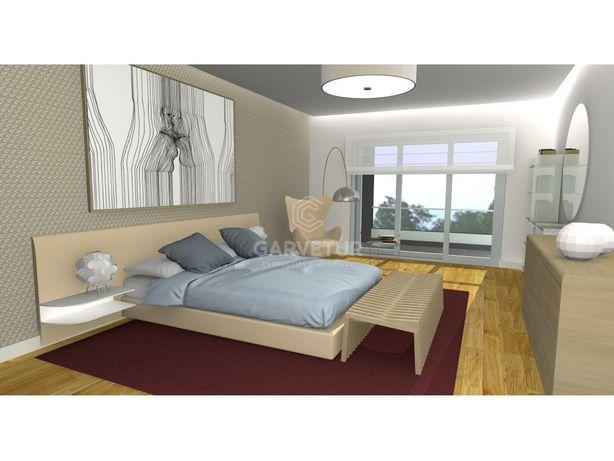 Apartamento T2 penthouse em condomínio com piscina, Olhão...