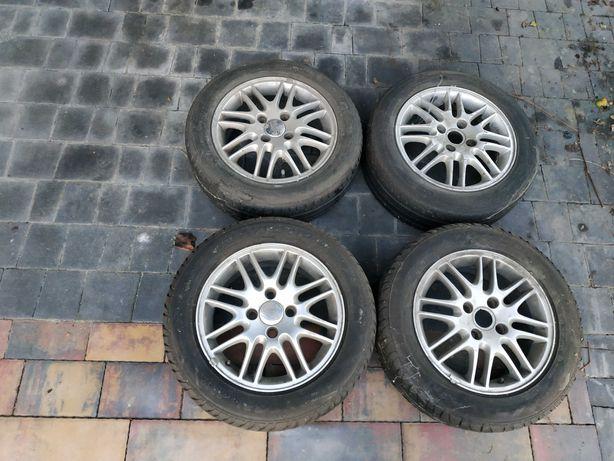 4x alufelgi 15' 4x108 ford focus MK1.
