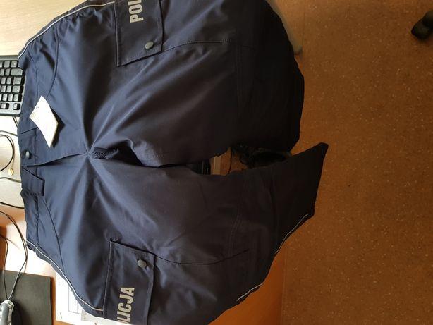 Spodnie zimowe Policja