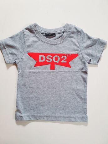 Koszulka dziecięca Dsquared2 86-92