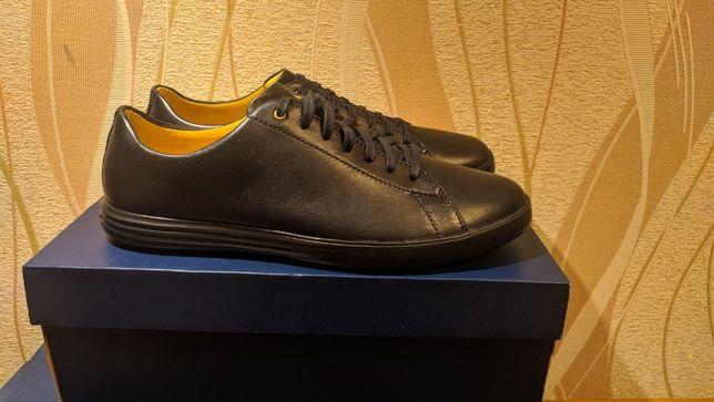 Мужские кожаные кроссовки Cole Haan Grand Crosscourt II